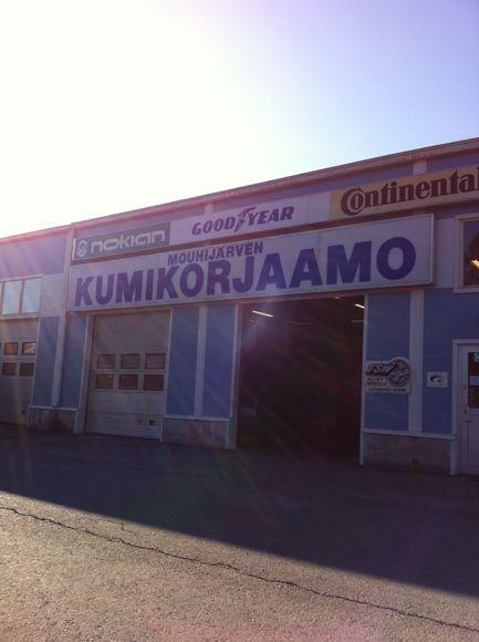 Mouhijärven Kumikorjaamo Ky