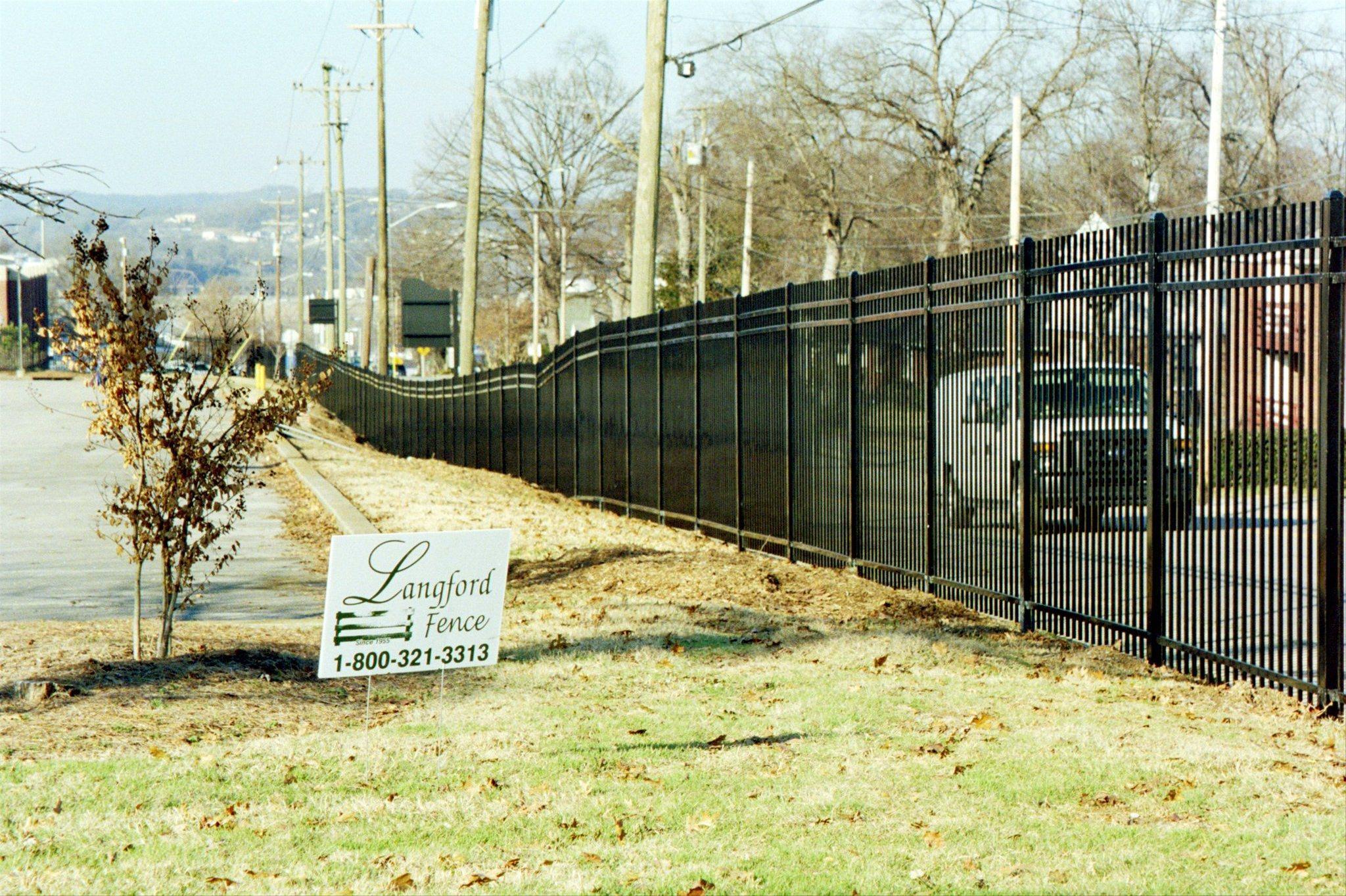 Langford Fence Co., Inc.
