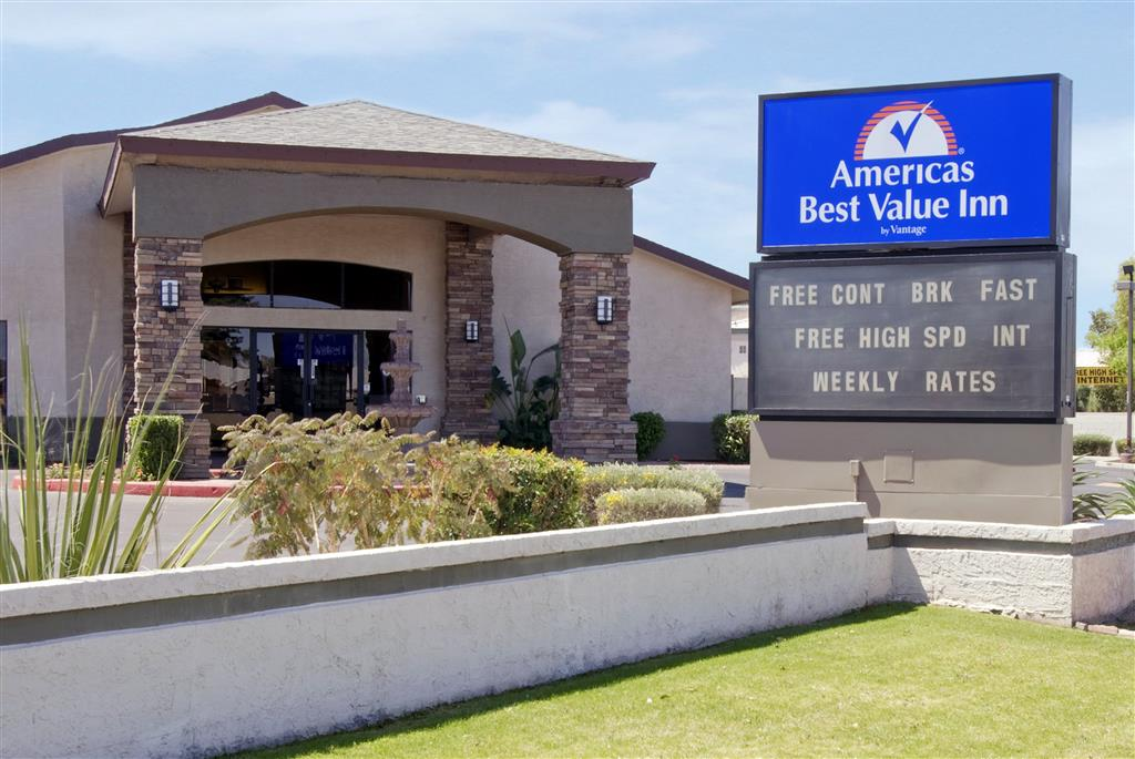 Americas best value inn phoenix i 10 west coupons near for Americas best coupon code