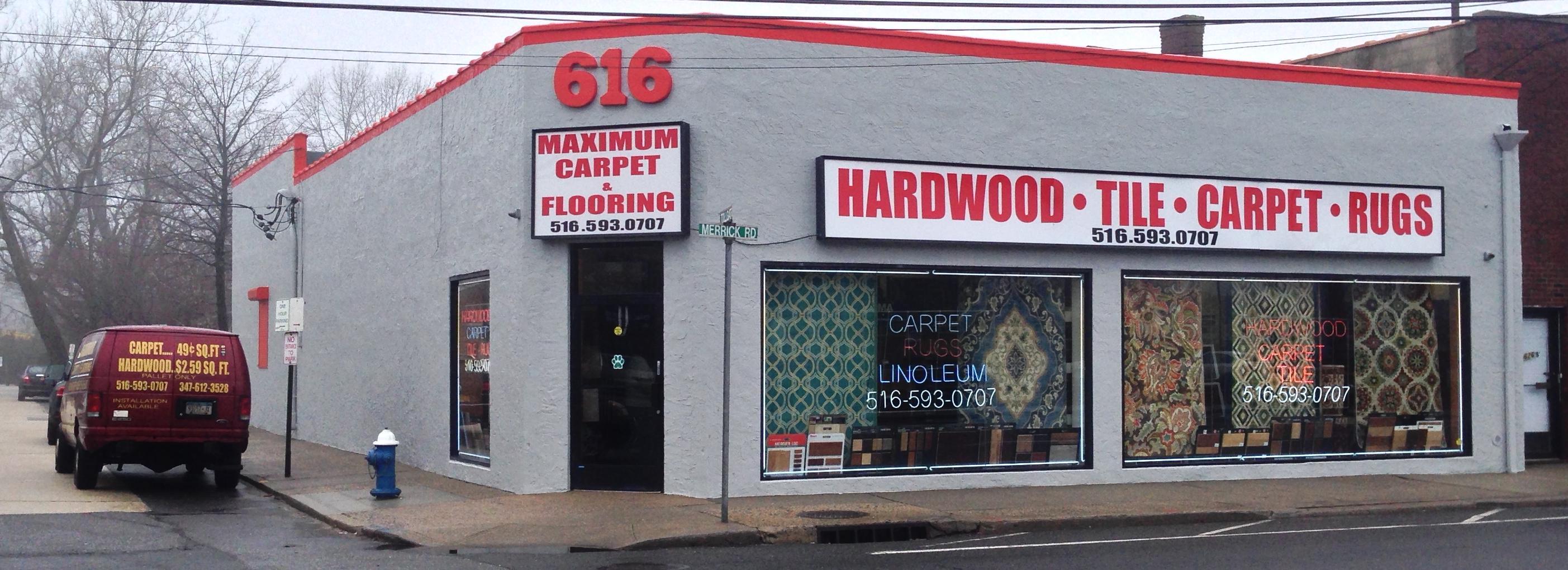 Maximum Carpet & Flooring Incorporated