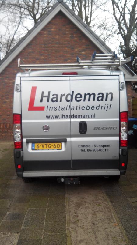Installatiebedrijf L Hardeman