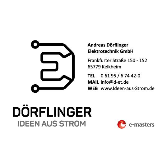 Bild zu Dörflinger Elektrotechnik GmbH in Kelkheim im Taunus