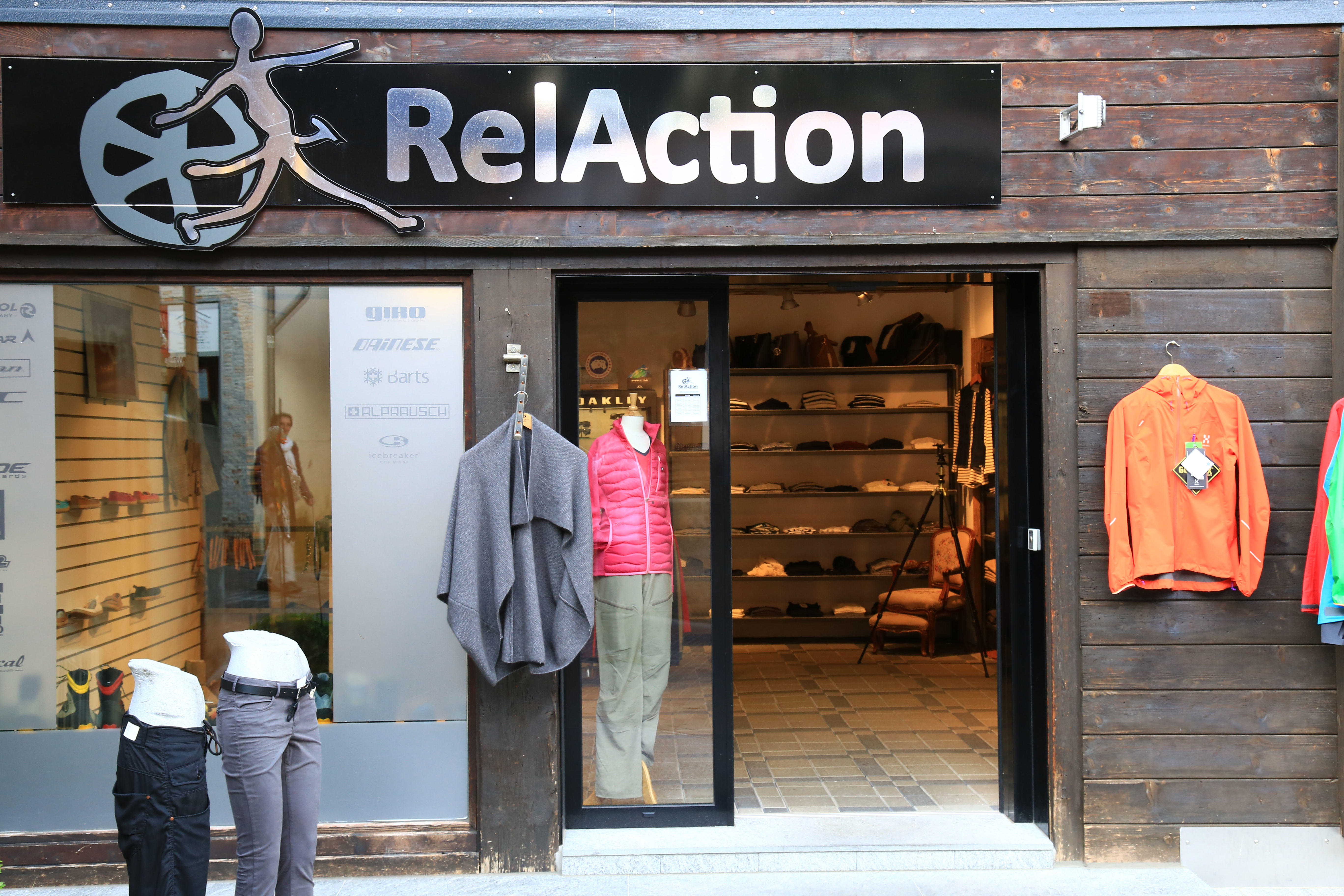 RelAction