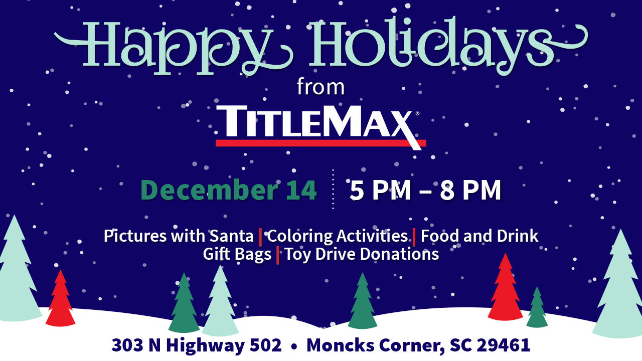 Happy Holidays from TitleMax!