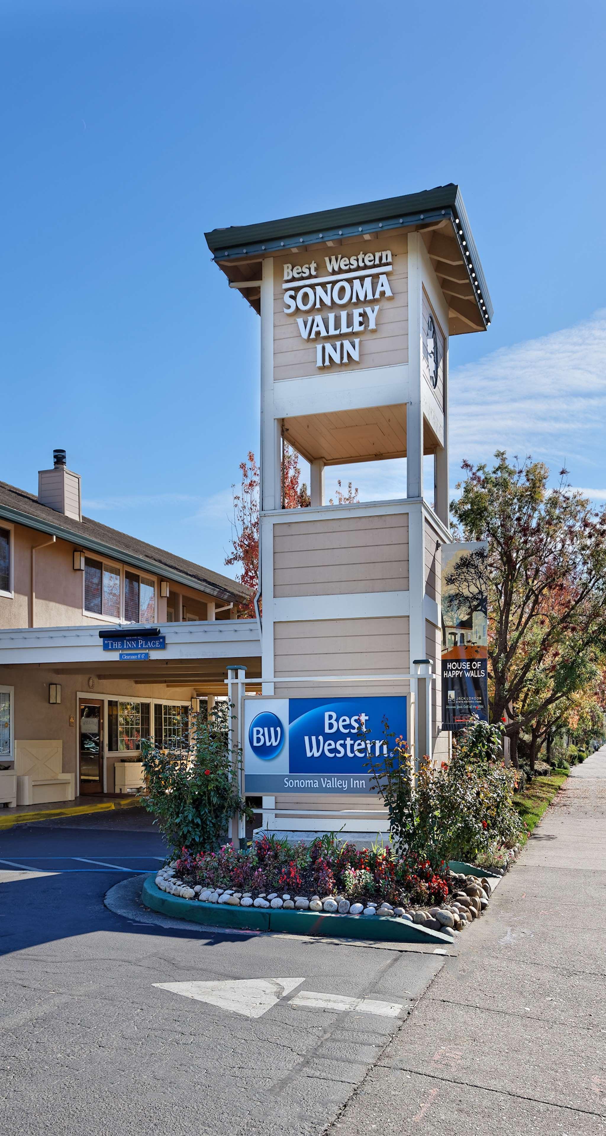 Enterprise Rent A Car Sonoma Ca