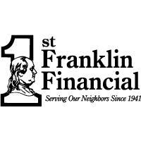 1st Franklin Financial - Moulton, AL - Credit & Loans