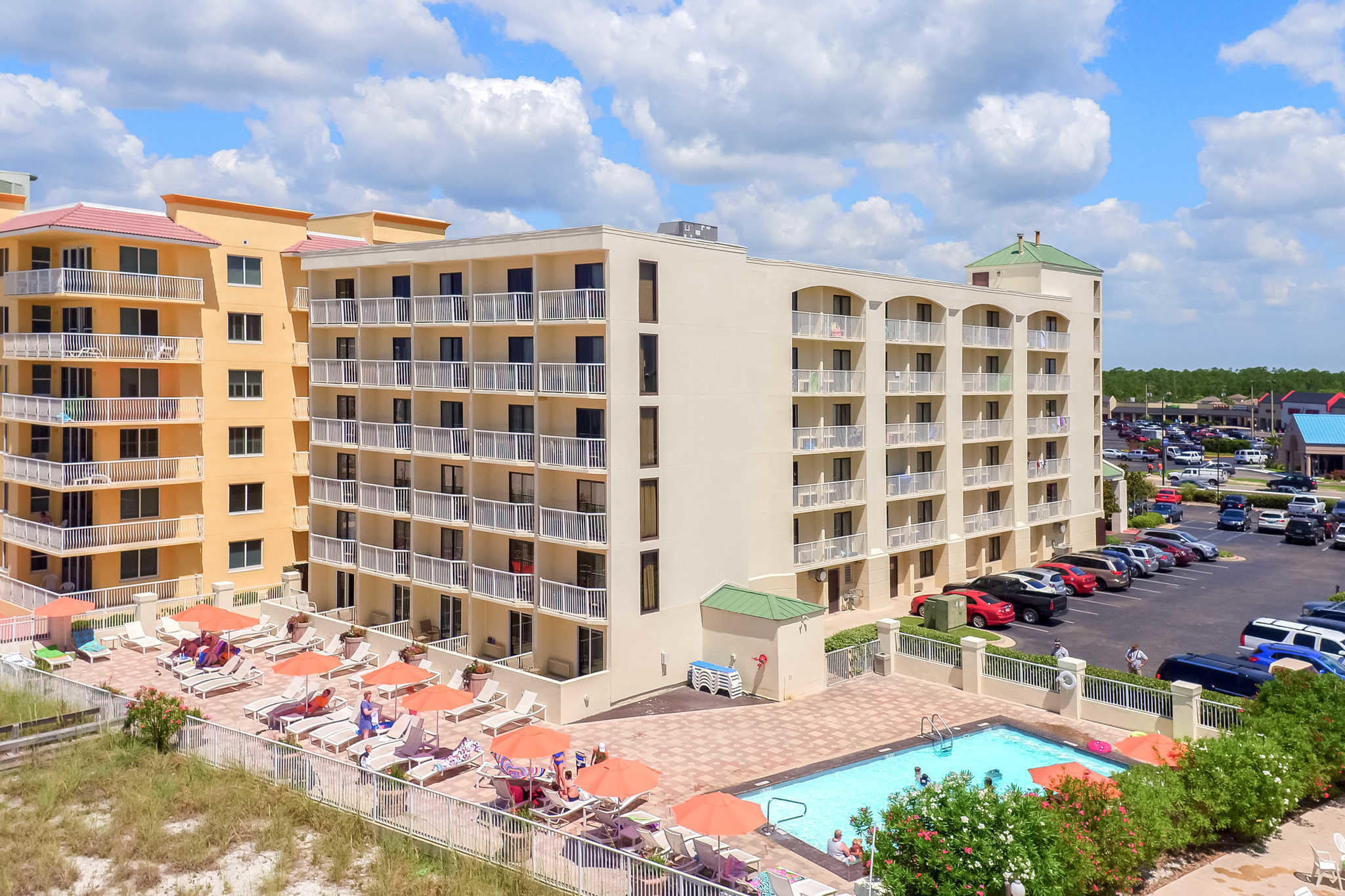 Sleep inn on the beach orange beach alabama for Hotels orange