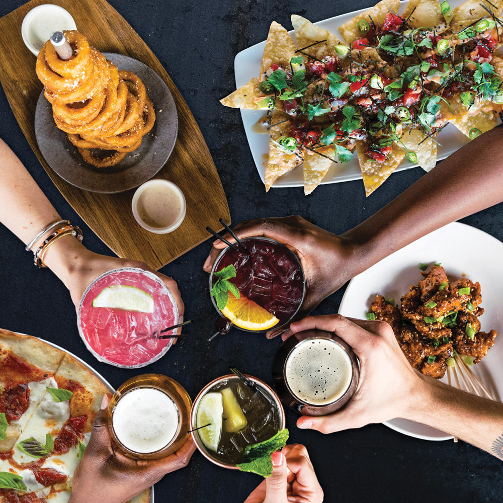 Whatever the size, whatever the occasion, Yard House is the destination for your next big celebration.