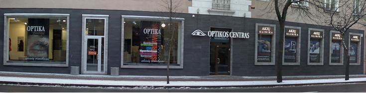 OPTIKOS CENTRAS, UAB