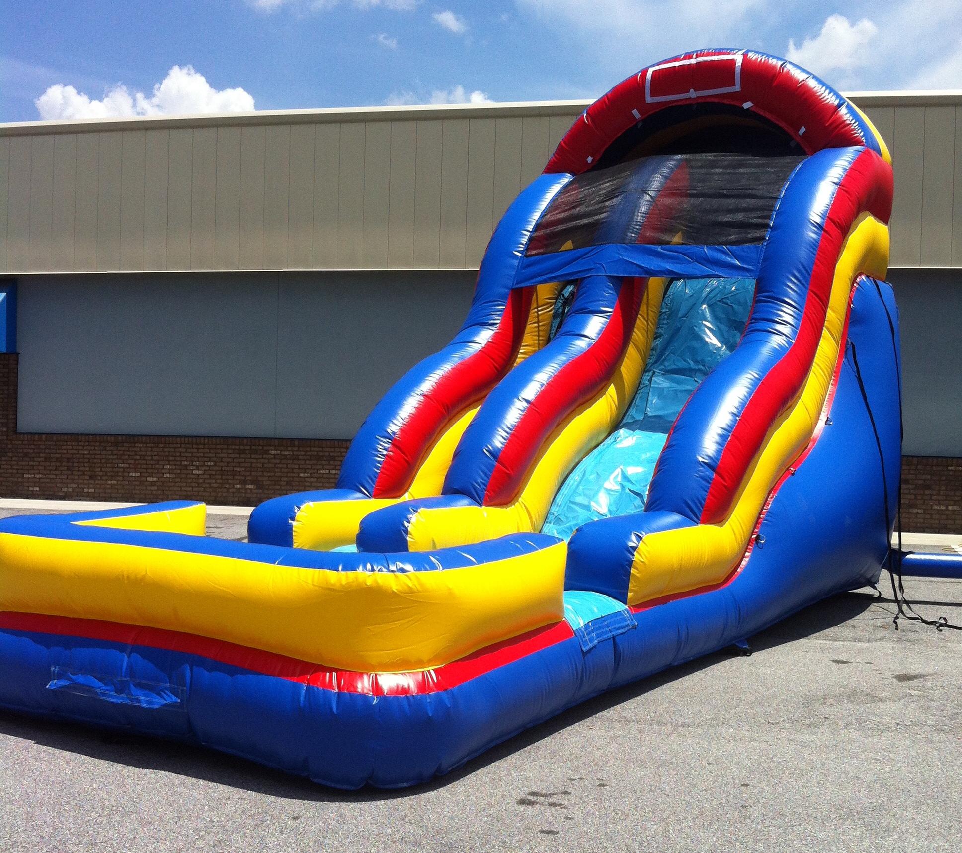 Inflatable Water Slide Rental Kansas City