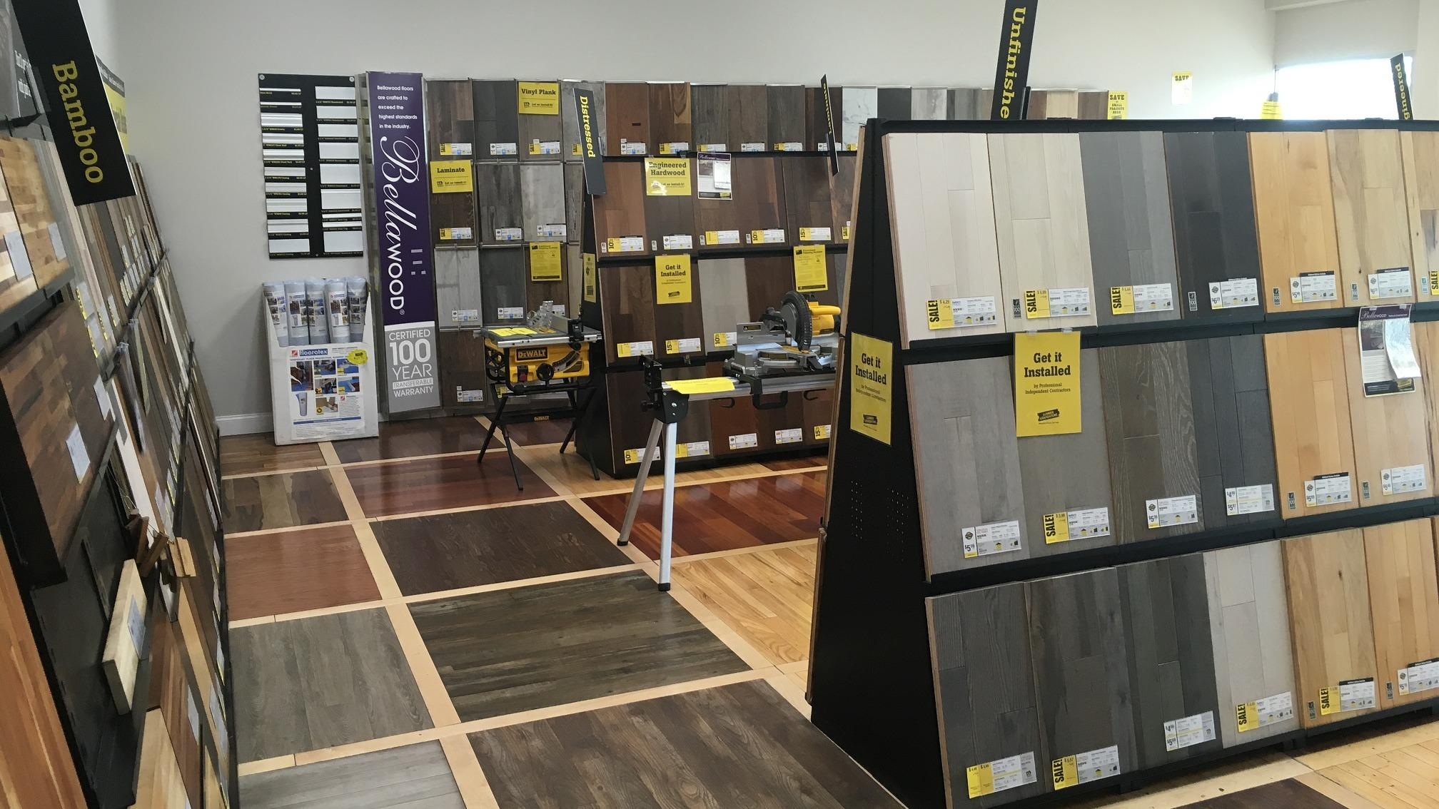 Lumber Liquidators Flooring #1148 - Lexington | 2320 Fortune Drive