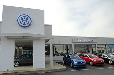 Don Jacobs Volkswagen In Lexington Ky 40503