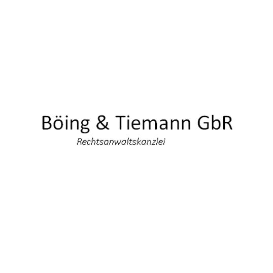 Böing & Tiemann Rechtsanwälte - Fachanwälte