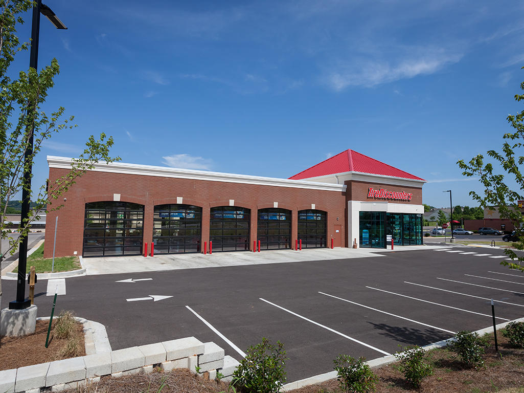 Tire Discounters, Spring Hill Tennessee (TN ...
