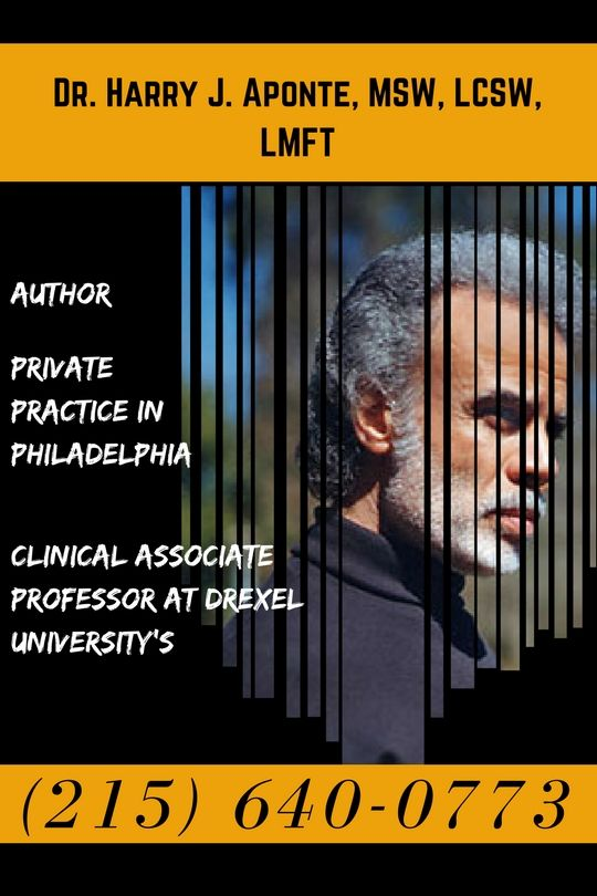 Dr Harry J. Aponte LCSW, LMFT