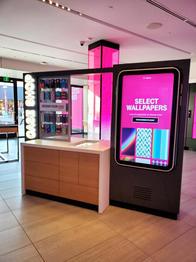 Interior photo of T-Mobile Store at 3rd Street Promenade, Santa Monica, CA