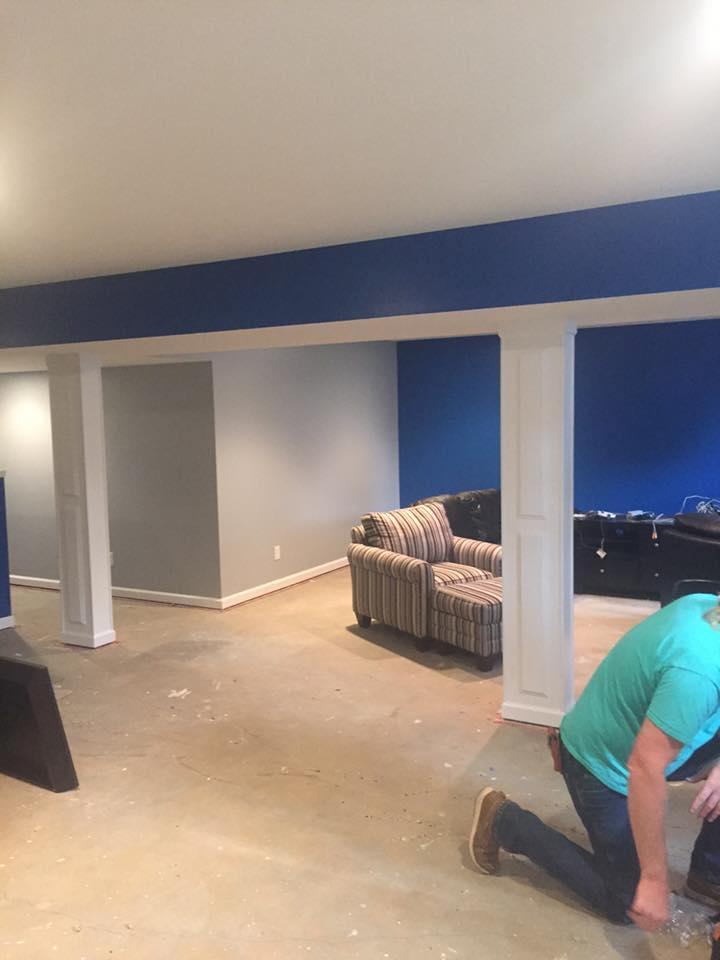 White Wolf Painting And Renovations