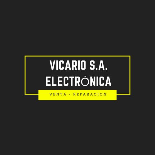 VICARIO SA - ELECTRONICA - VENTA - REPARACION