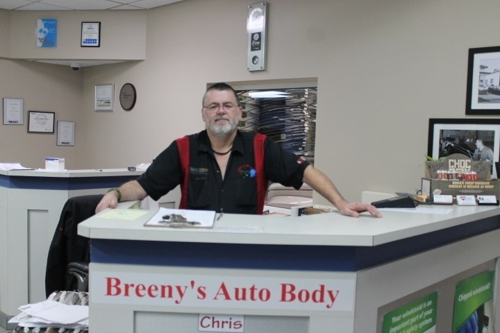 Breeny's Auto Body Shop Ltd