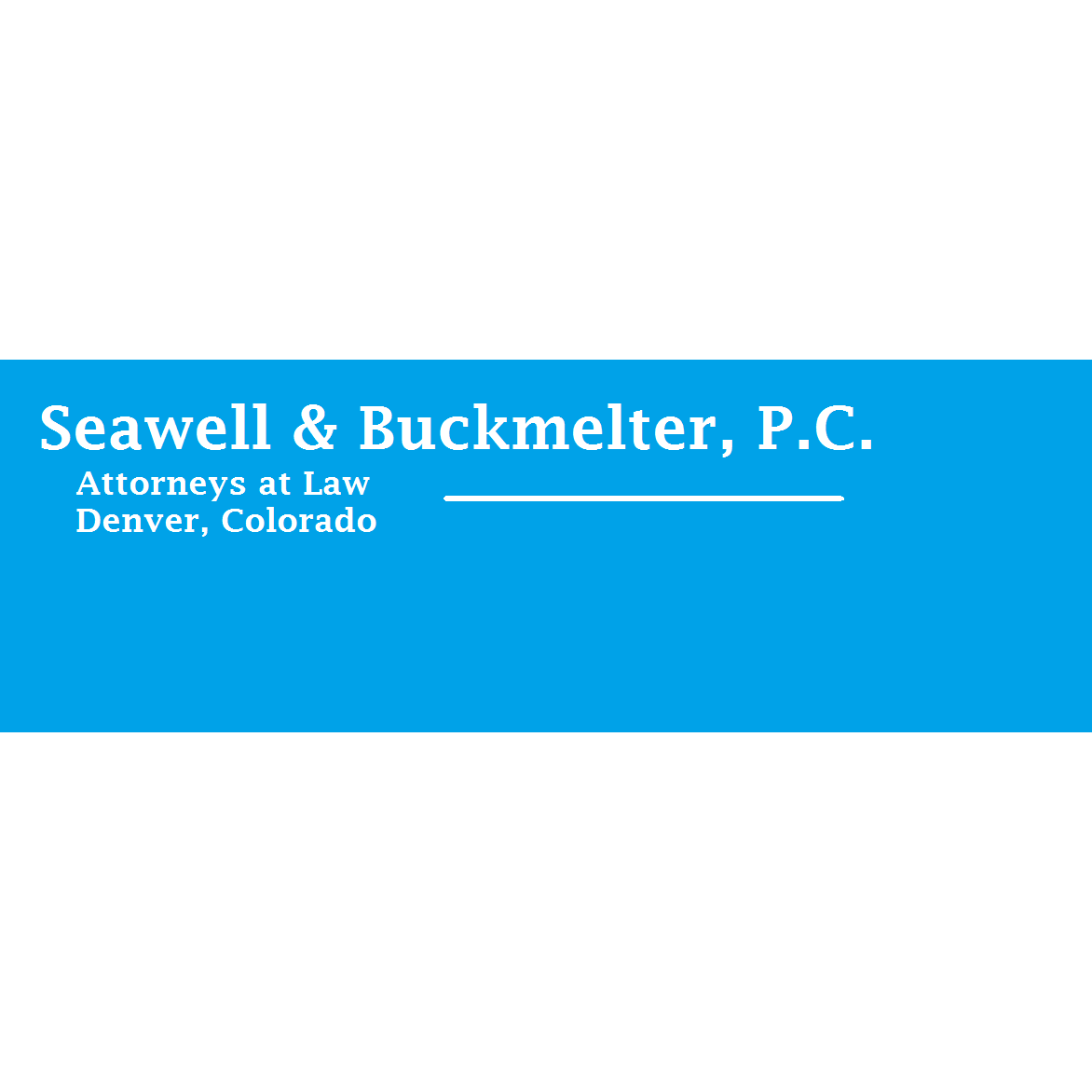 Seawell & Buckmelter, P.C., Attorneys at Law