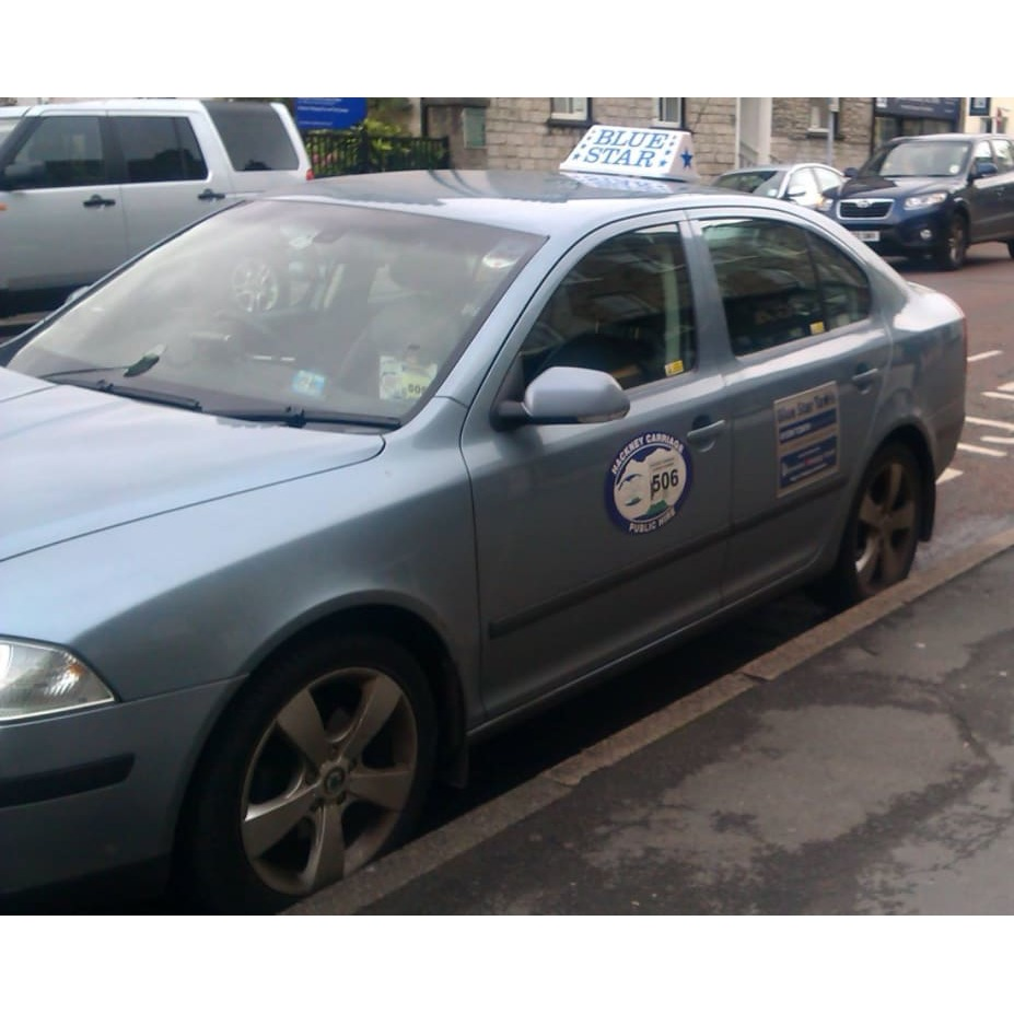Blue Star Taxis (Kendal) Ltd