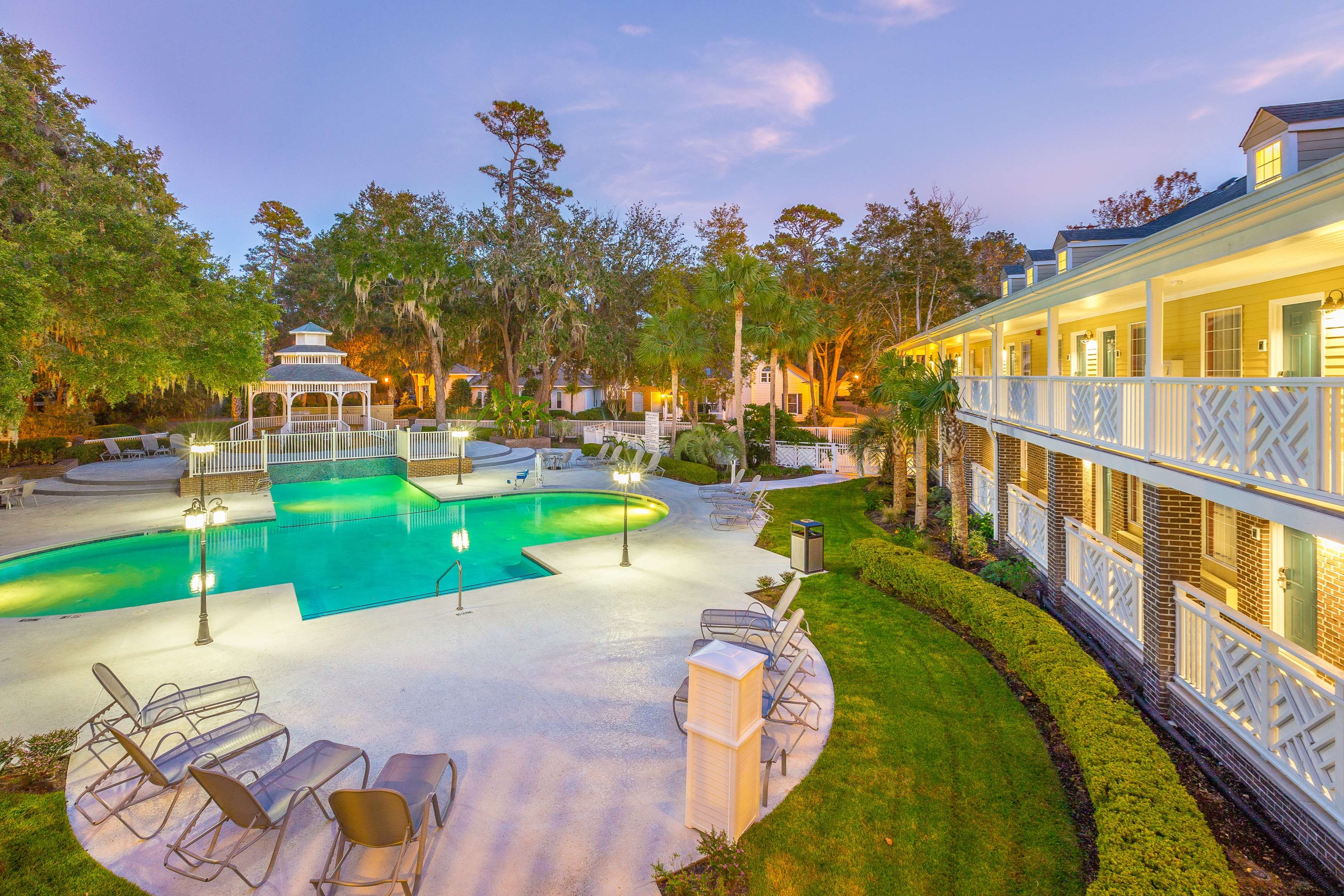 St Simons Island Motels And Hotels