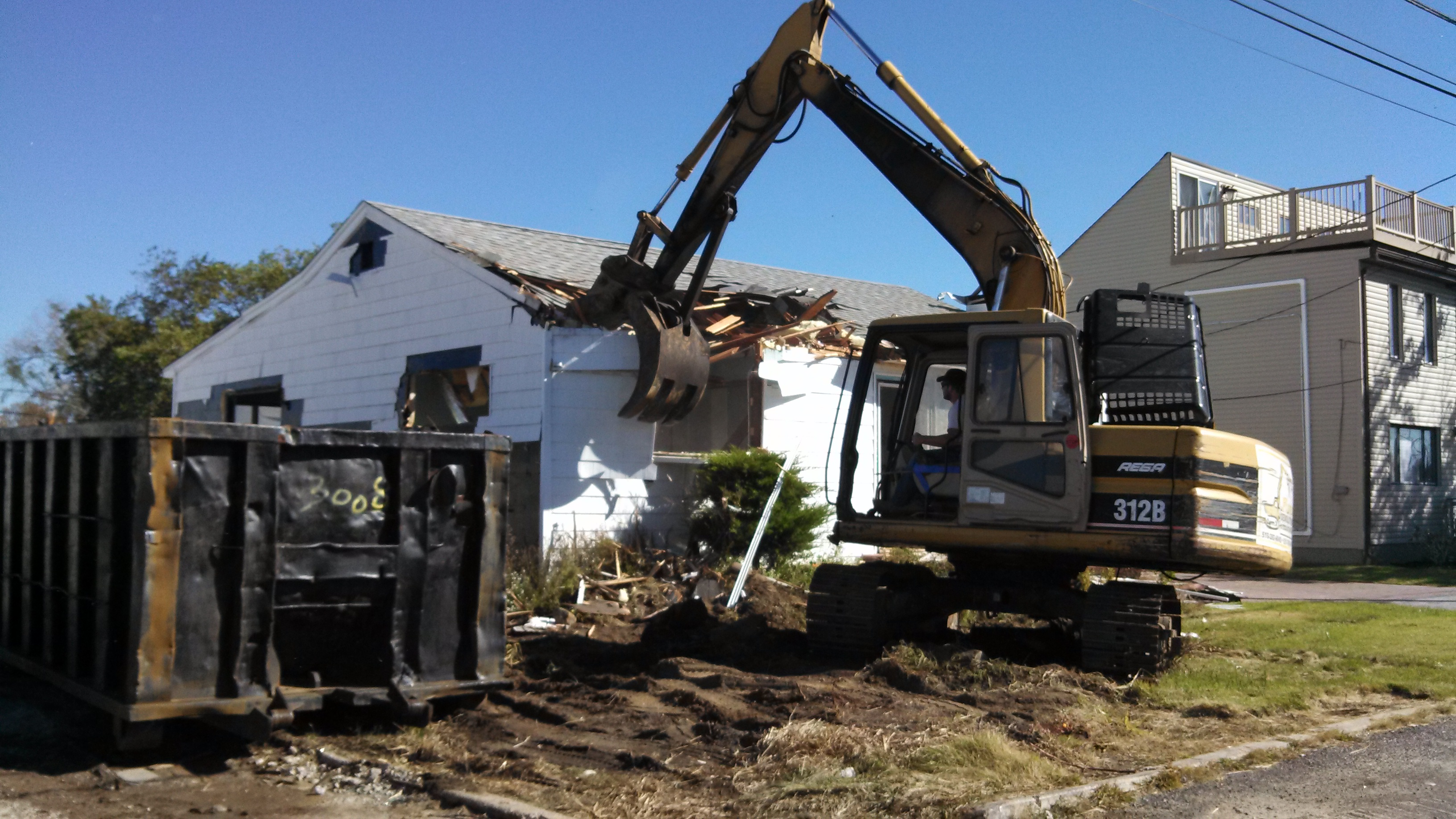Excavation Contractors Long Island Ny