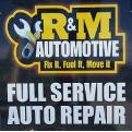 R & M Automotive