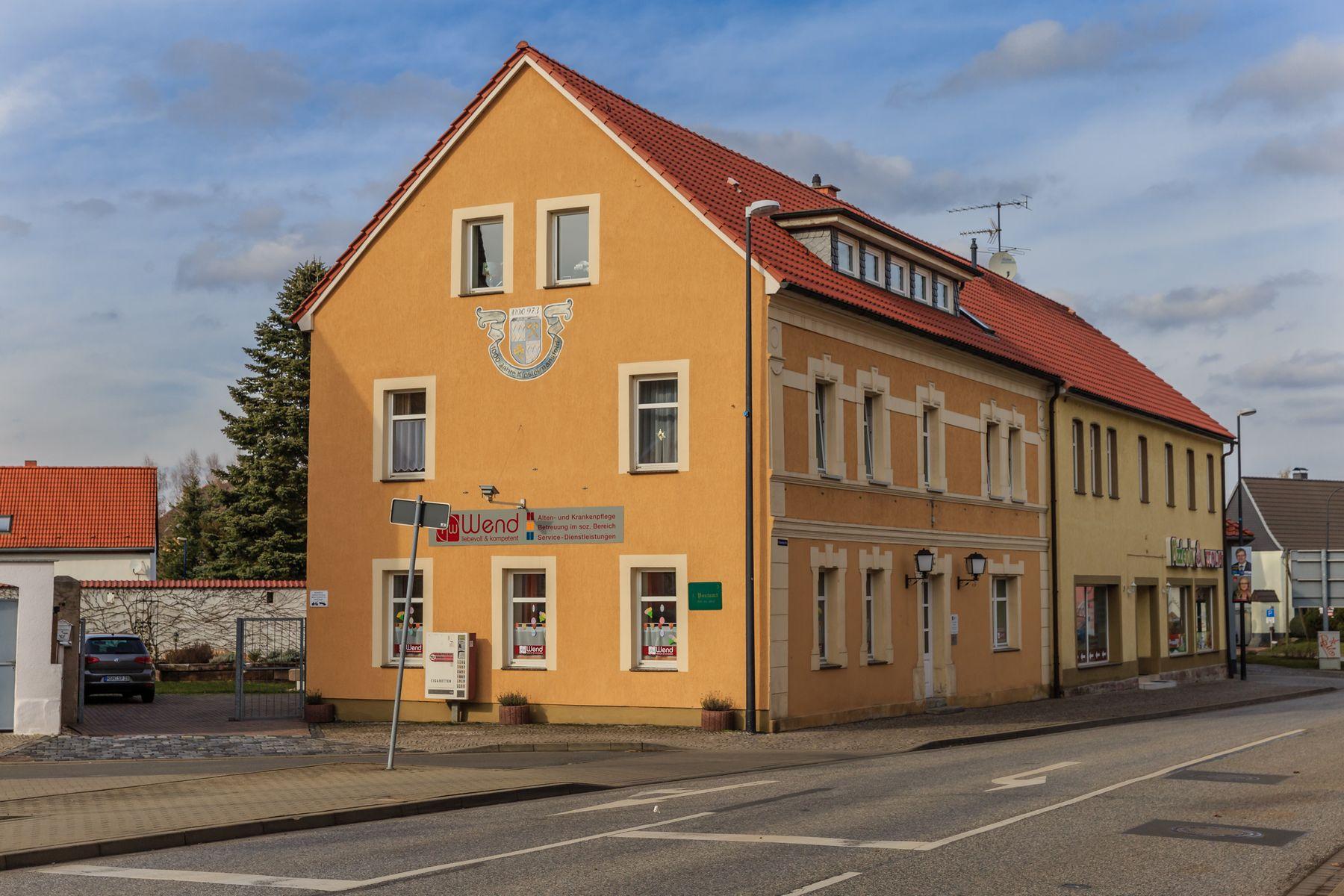 Kranken- und Altenpflege Wend GmbH