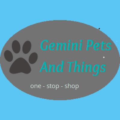 Gemini Pets And Things