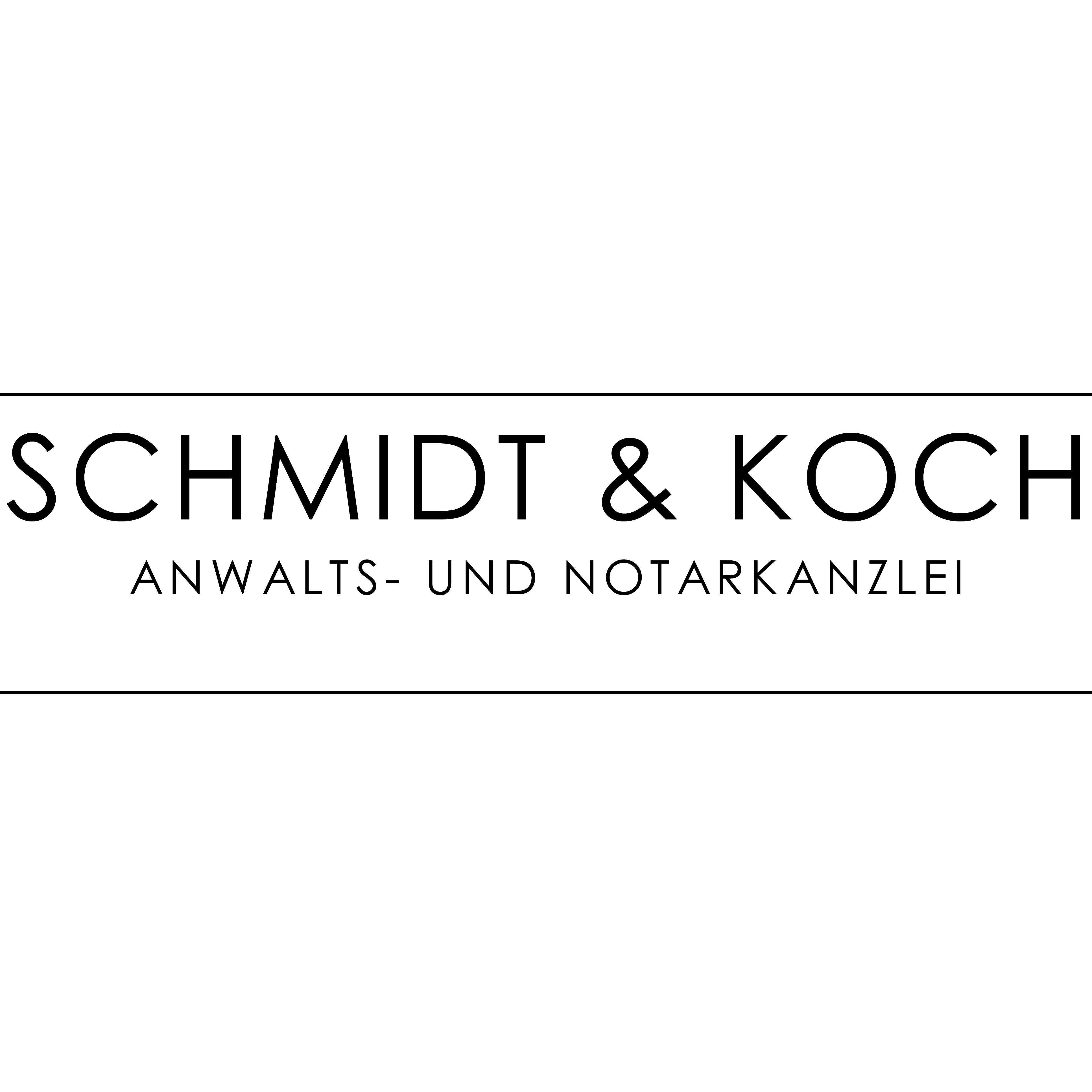 Anwalts- und Notarkanzlei Schmidt & Koch
