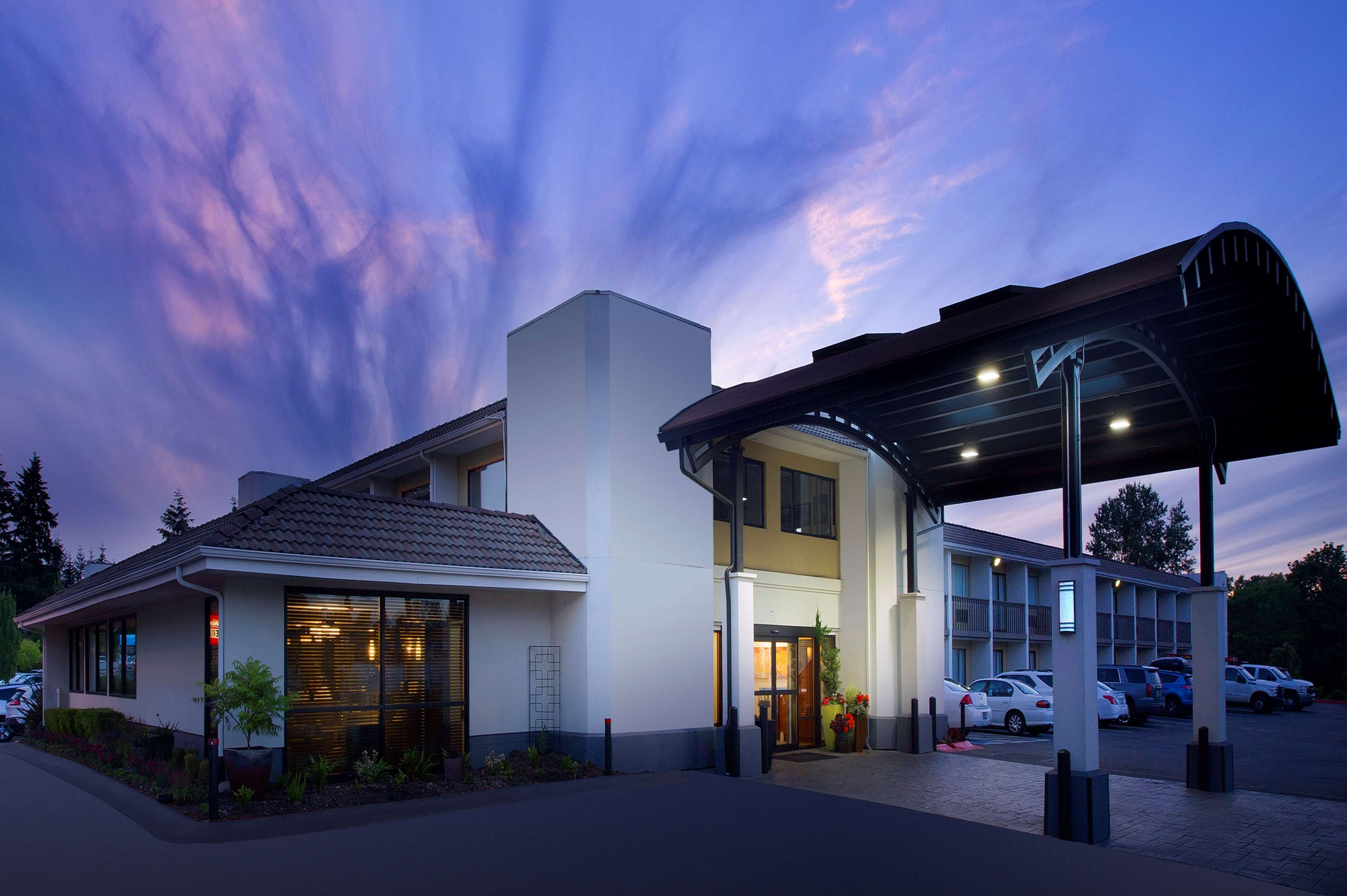 Best Western® Seattle Airport Hotel Best Western Seattle Airport Hotel Seattle (206)878-3300