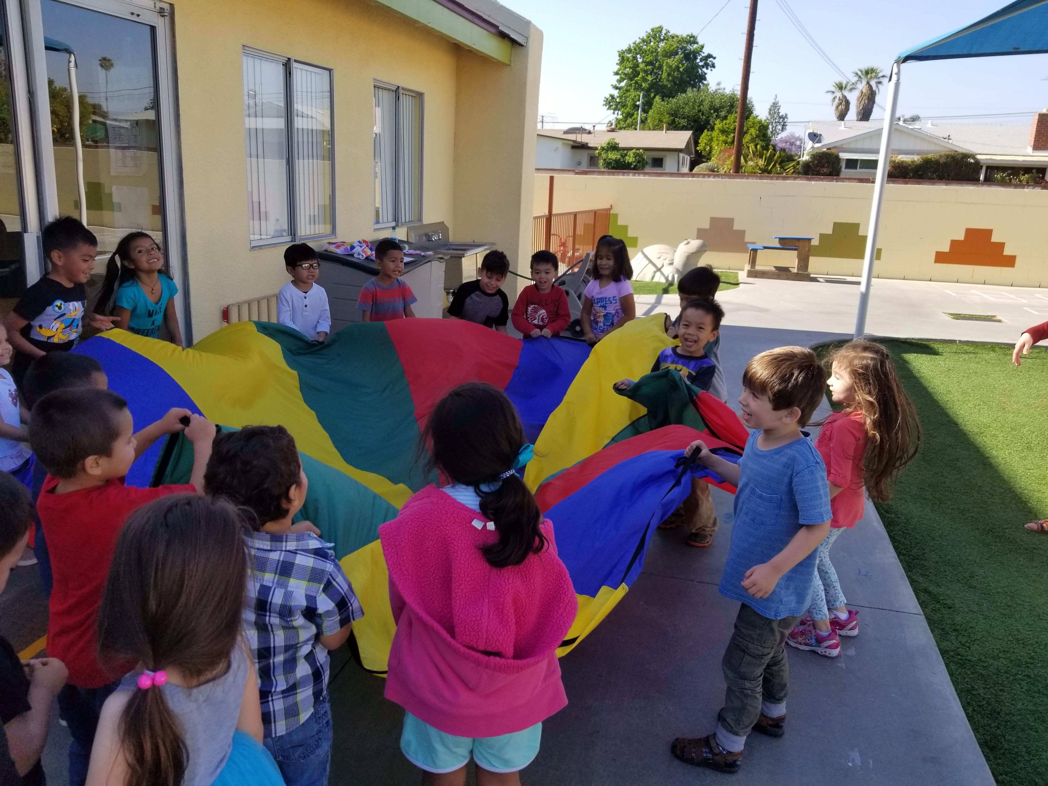 Oc Kids Preschool Kindergarten Garden Grove California