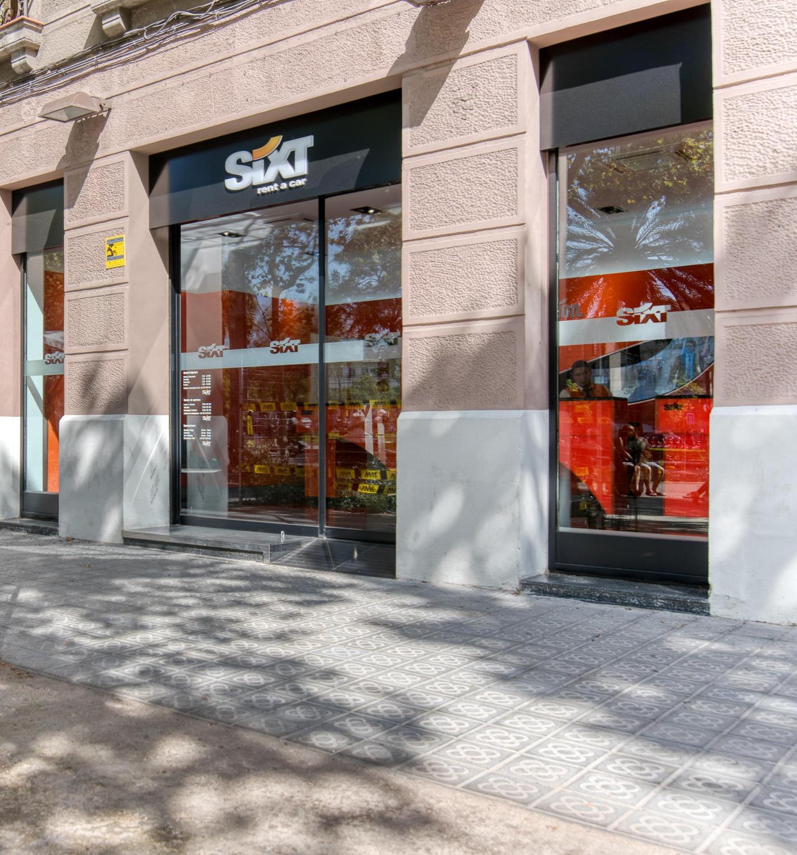 SIXT Alquiler de Coches | Barcelona Barceloneta