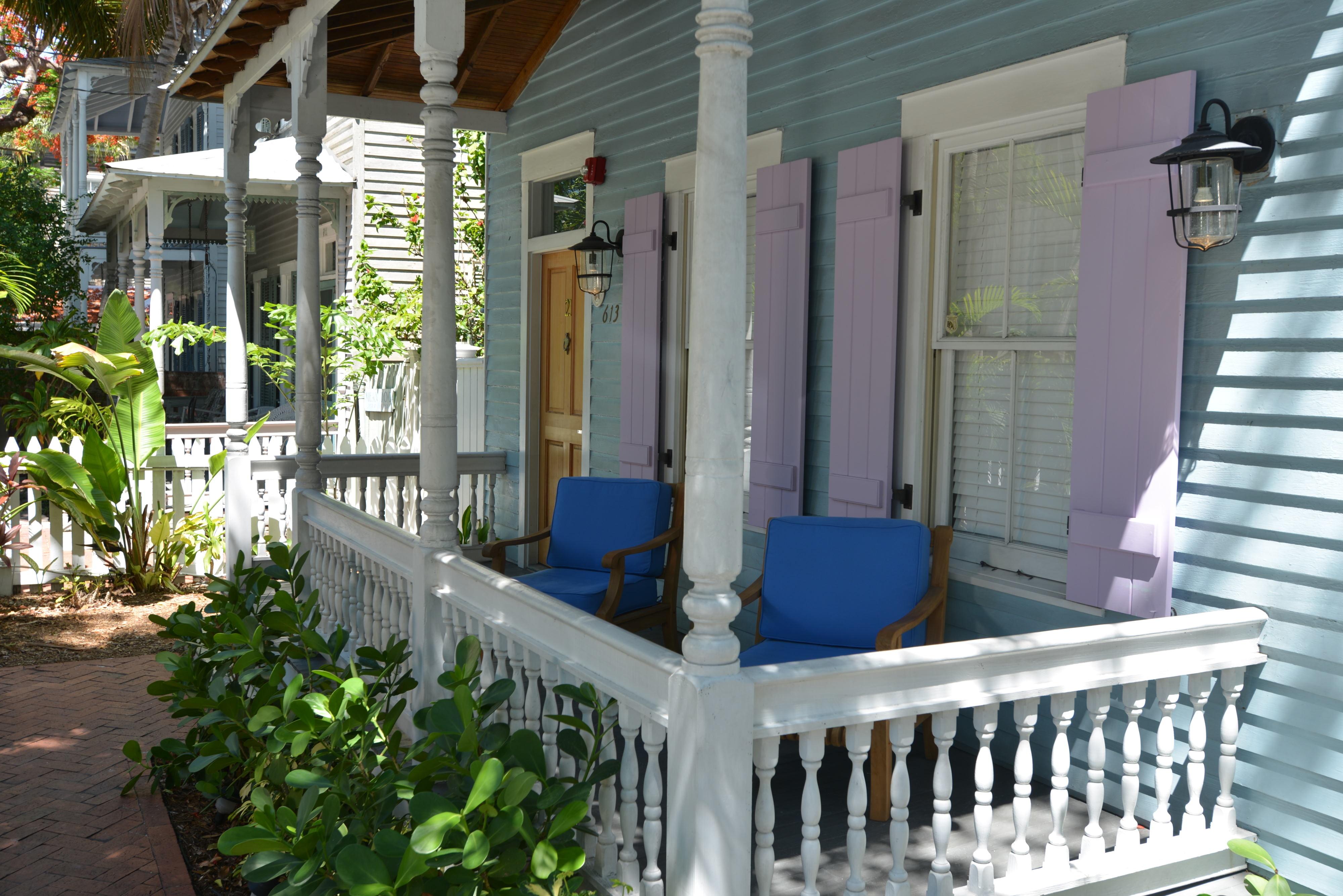 Cypress house hotel in key west key west florida fl for Cypress house