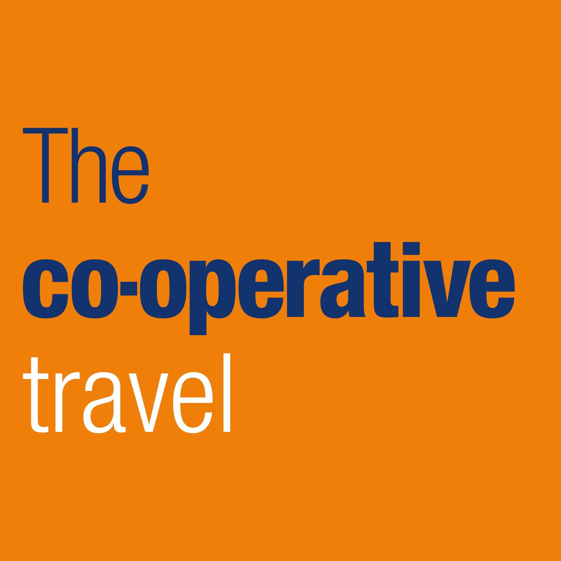The Co-operative Travel - London Road North, Lowestoft Logo