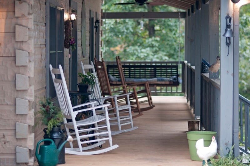 Custom Timber Log Homes Maryville Tennessee Tn