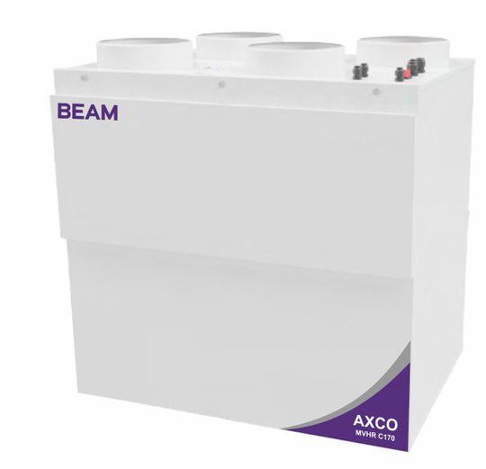 Benefits Of MVHR  Eliminate mould Energy efficient Enhanced heat distribution Improved air quality Quiet in operation Reduce symptoms of asthma and allergy sufferers