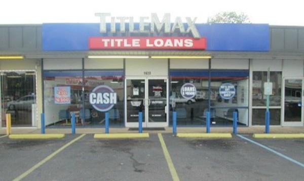 TitleMax Title Loans Memphis (901)743-5725