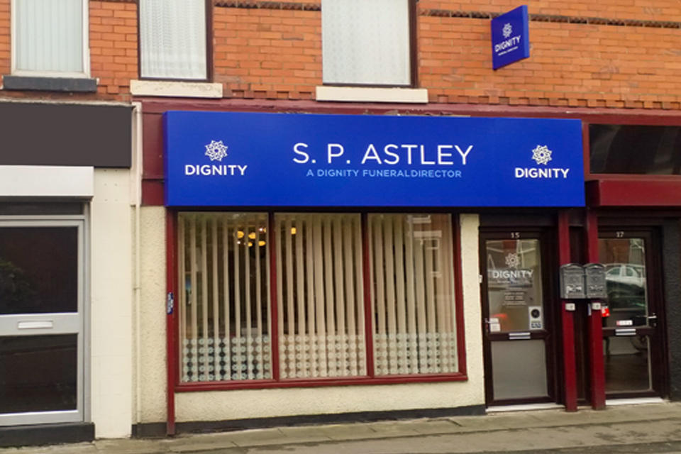 S. P. Astley Funeral Directors