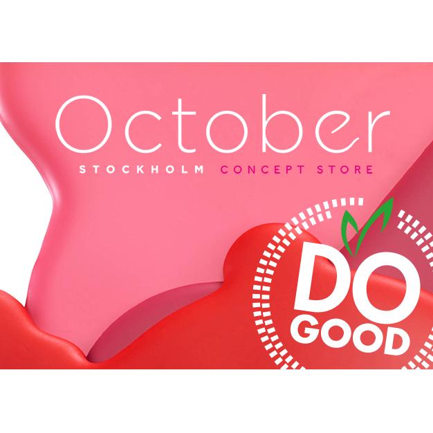 October Stockholm, AB Logo