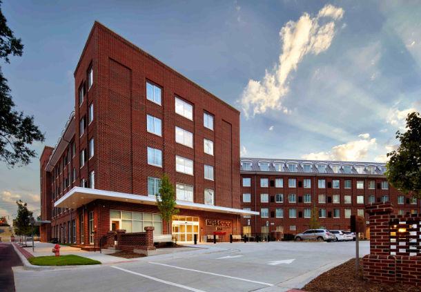 Residence Inn By Marriott Durham Mcpherson Duke University