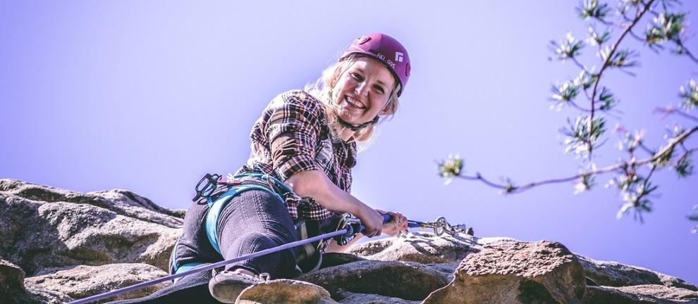 Women's Learn to Climb Class