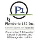 Plomberie 132 Inc
