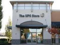 Facade of The UPS Store Folsom