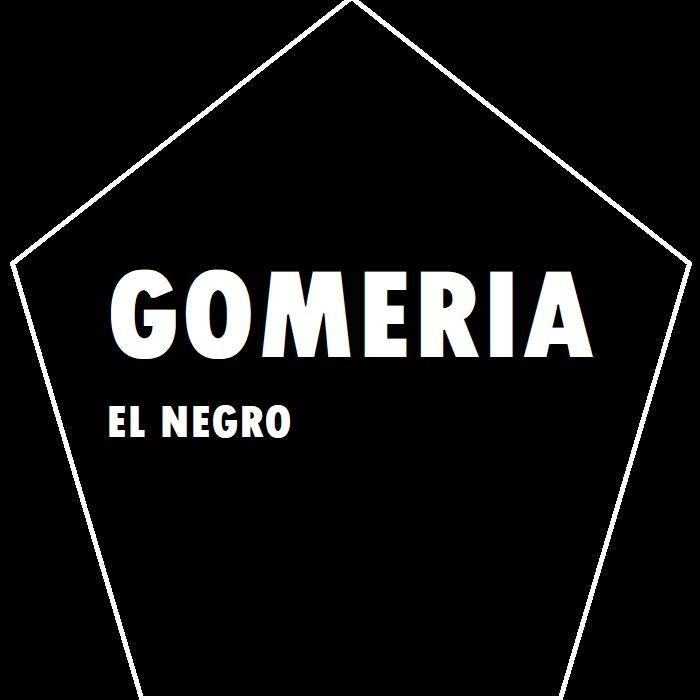 GOMERIA EL NEGRO