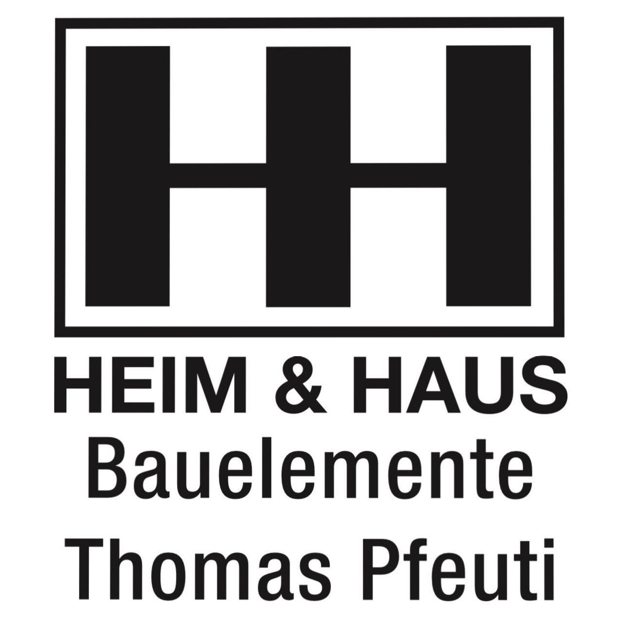 Bild zu Heim und Haus Bauelemente Thomas Pfeuti in Ehrenkirchen