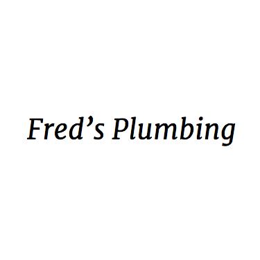 Fred's Plumbing