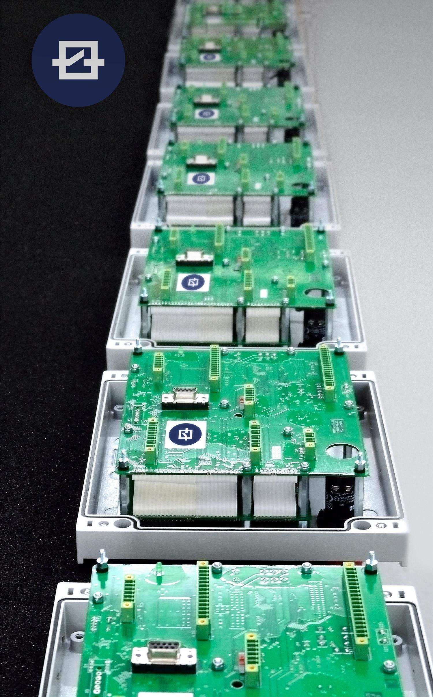 Heckkastensteuerung Betonmischer für mobile LKW Baumaschinen