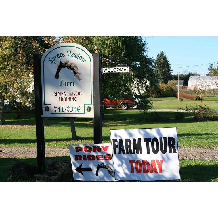 Spruce Meadow Farm